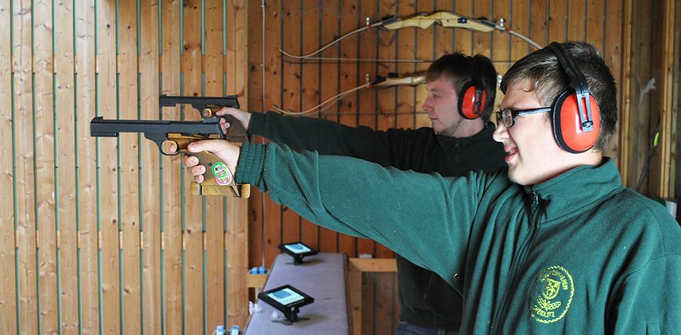Abteilung-Pistole
