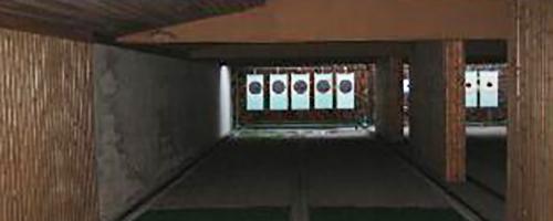 Pistolenstand-Duellstand