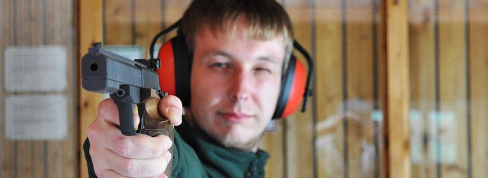 Schuetzenverein-Pistole